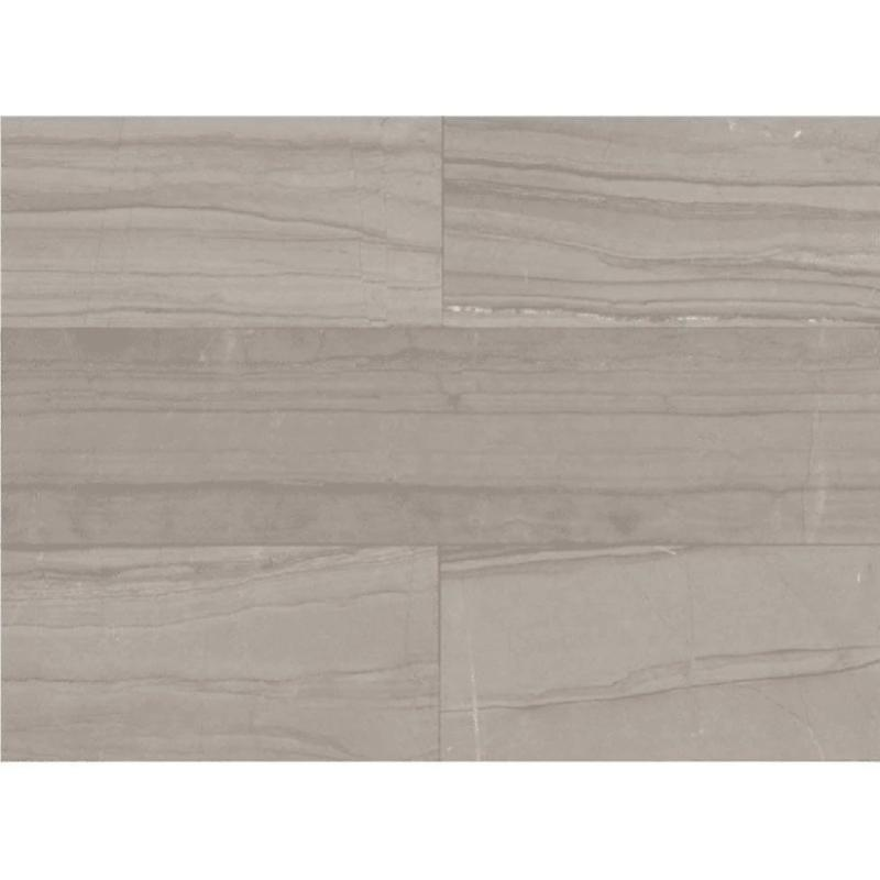 Haisa Dark (Athens Grey) Marble 6x24 Honed Tile - TILE AND MOSAIC DEPOT
