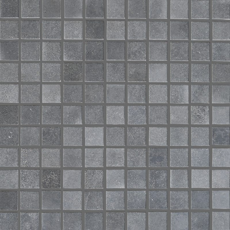 Basalt Gray 1X1 Honed Marble Mosaic Tile - TILE AND MOSAIC DEPOT