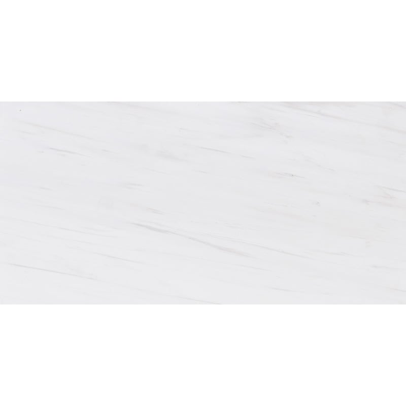 Bianco Lago Marble 6x12 Honed Tile - TILE AND MOSAIC DEPOT