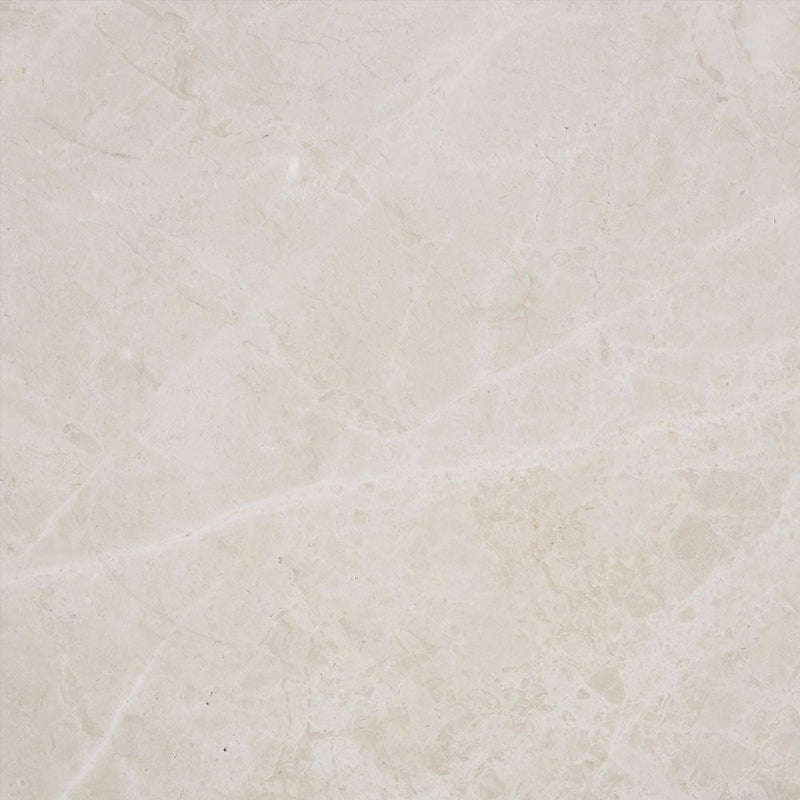 Botticino Beige Marble 18x18 Polished Tile - TILE AND MOSAIC DEPOT