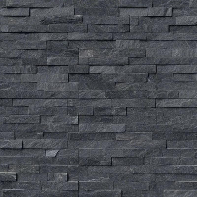 Coal Canyon 6x24 Stacked Stone Ledger Panel - TILE AND MOSAIC DEPOT
