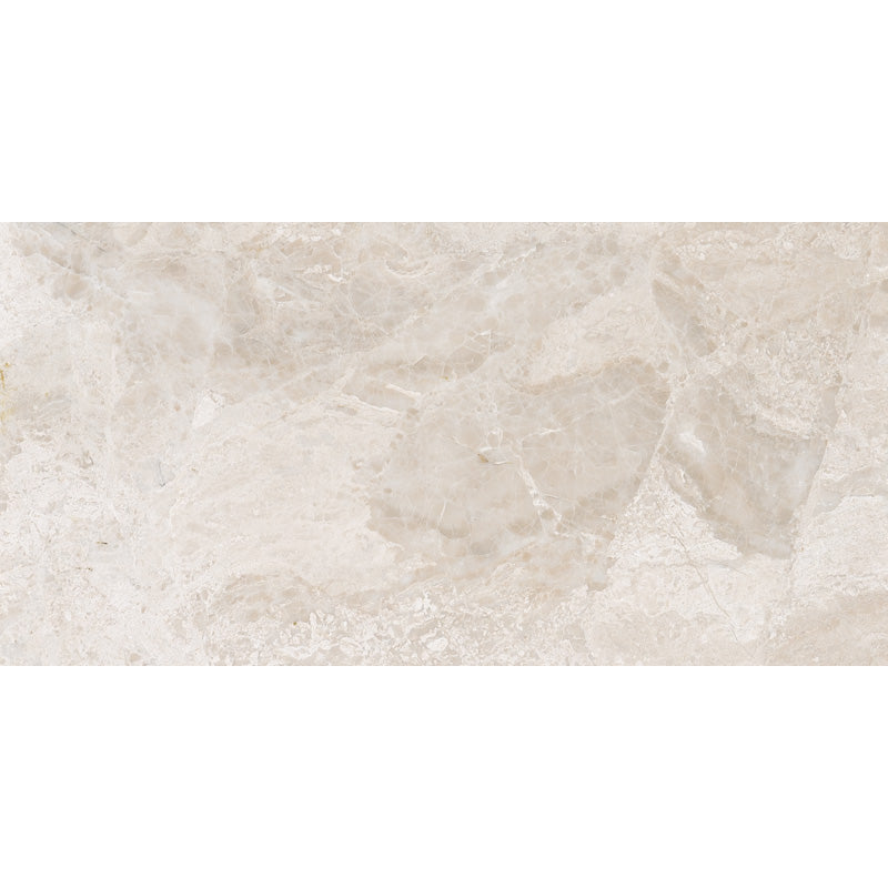 Royal Beige Marble 12x24 Polished Tile - TILE AND MOSAIC DEPOT