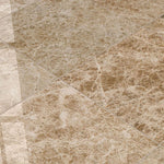 Emperador Light Marble 18x18 Polished Tile - TILE AND MOSAIC DEPOT