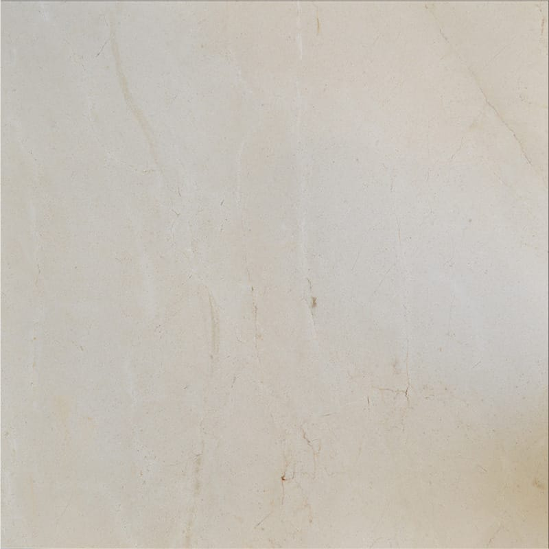 Crema Marfil Select Marble 18x18 Polished Tile - TILE AND MOSAIC DEPOT
