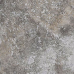 Silver Travertine 6x6 Tumbled Tile - TILE & MOSAIC DEPOT