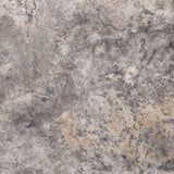 Silver Travertine 18x18 Tumbled Tile - TILE AND MOSAIC DEPOT