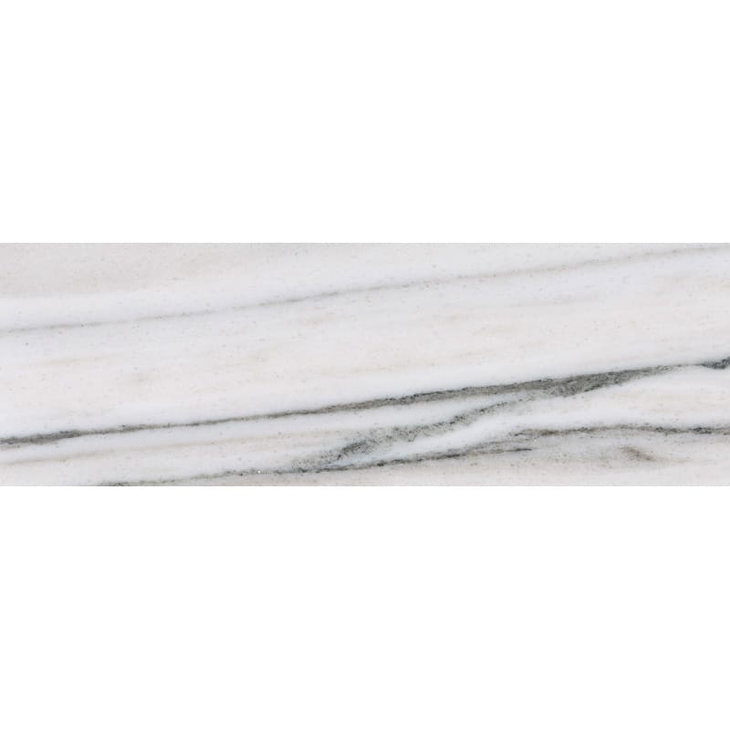 Olympus Cream 4x12 Polished Marble Tile - TILE AND MOSAIC DEPOT