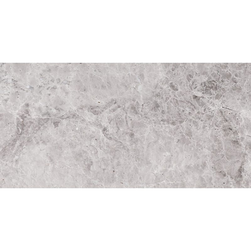 Tundra Gray Marble 12x24 Honed Tile - TILE AND MOSAIC DEPOT