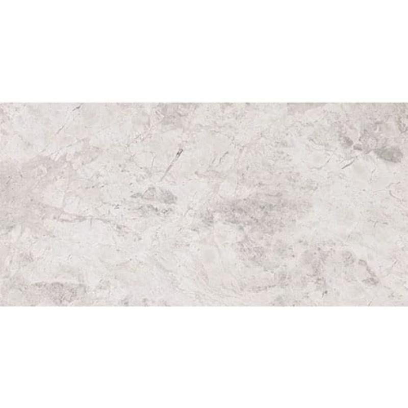 Tundra Gray Marble 6x12 Honed Tile - TILE AND MOSAIC DEPOT