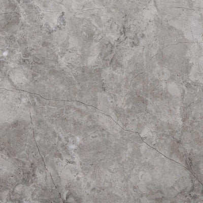 Tundra Gray Marble 12x12 Polished Tile - TILE AND MOSAIC DEPOT