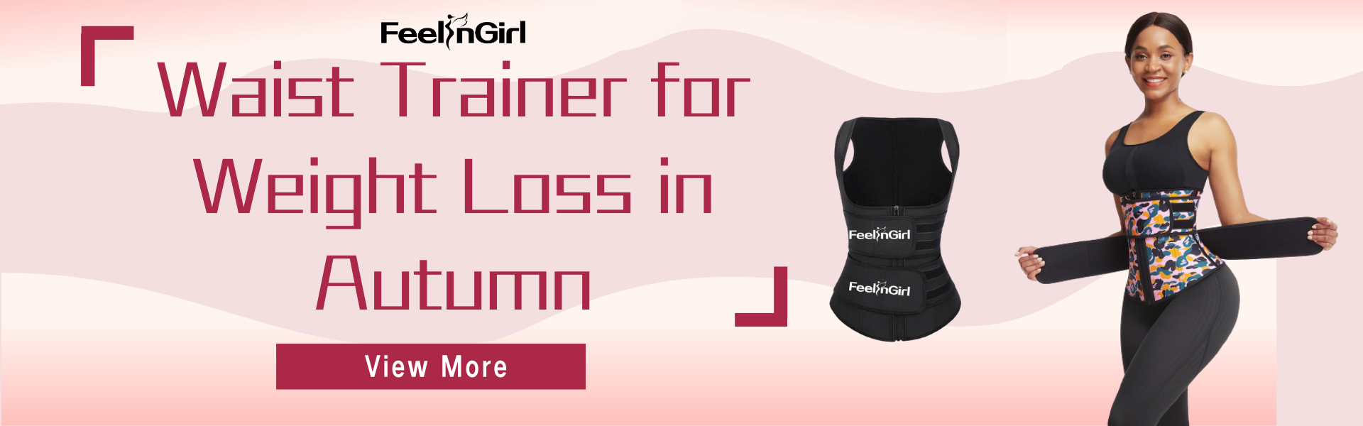 Waist Trainer for Weight Loss in Autumn
