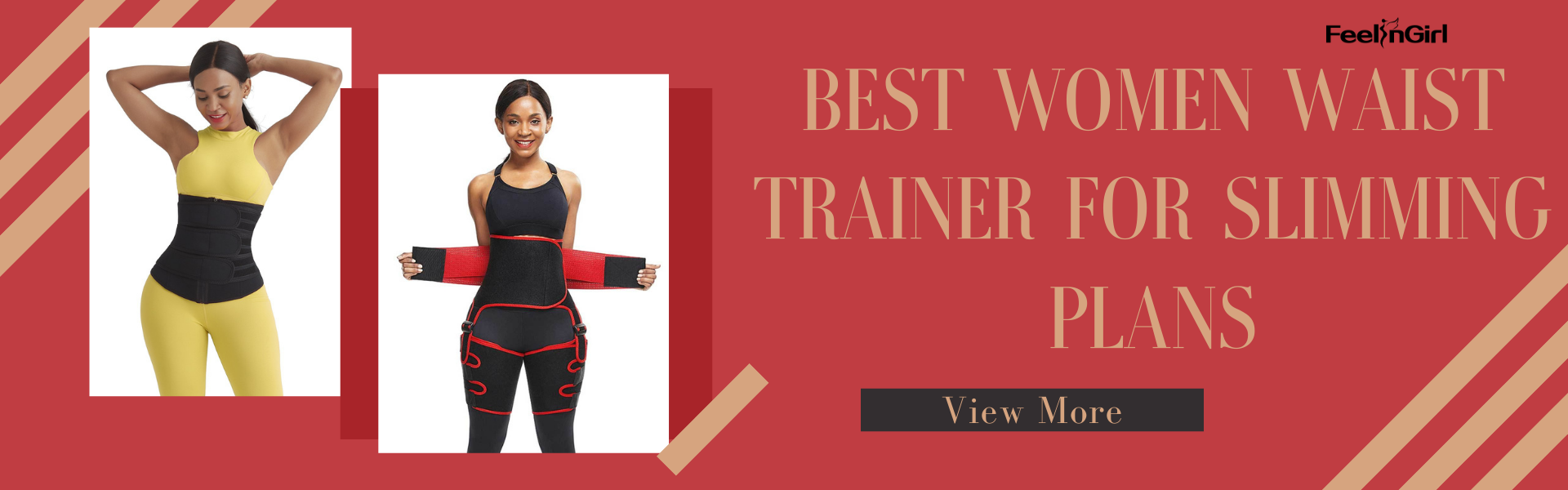 Best Women Waist Trainer for Slimming Plans