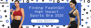 Finding FeelinGirl High Impact Sports Bra 2020
