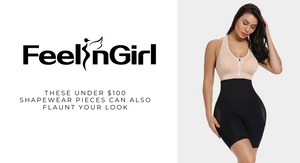 These Under $100 Shapewear Pieces Can Also Flaunt Your Look