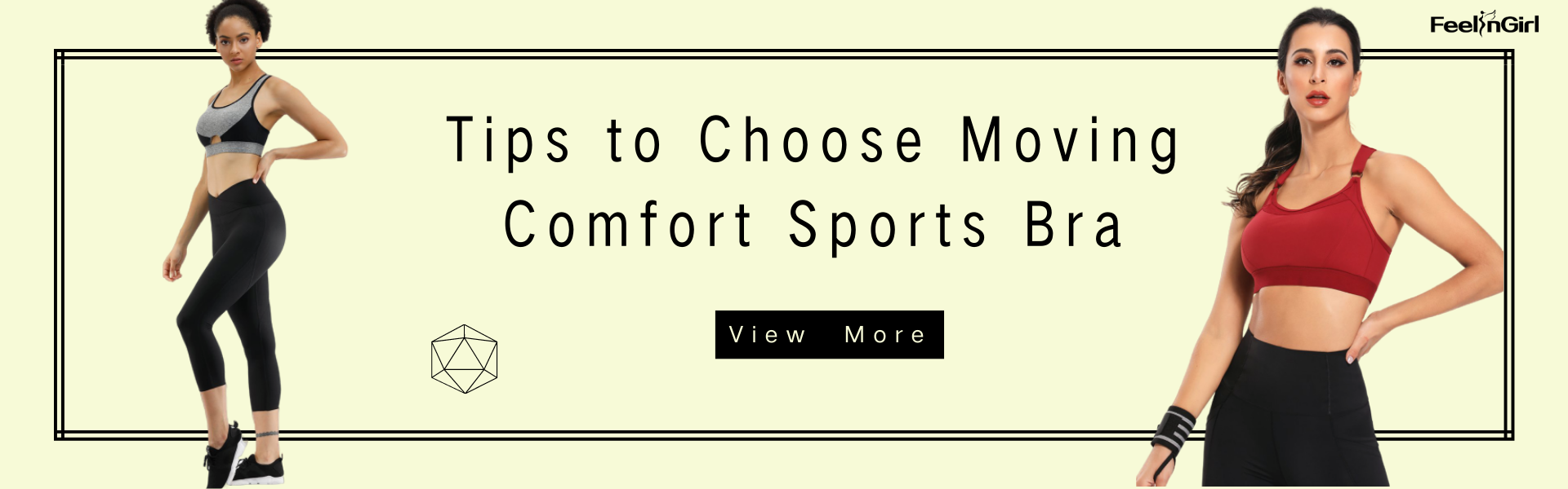 Tips to Choose Moving Comfort Sports Bra