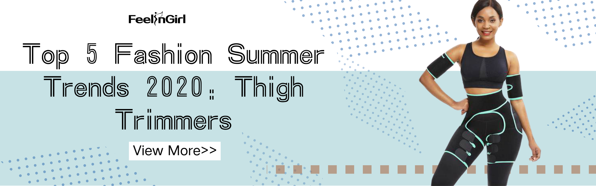 Top 5 Fashion Summer Trends 2020: Thigh Trimmers