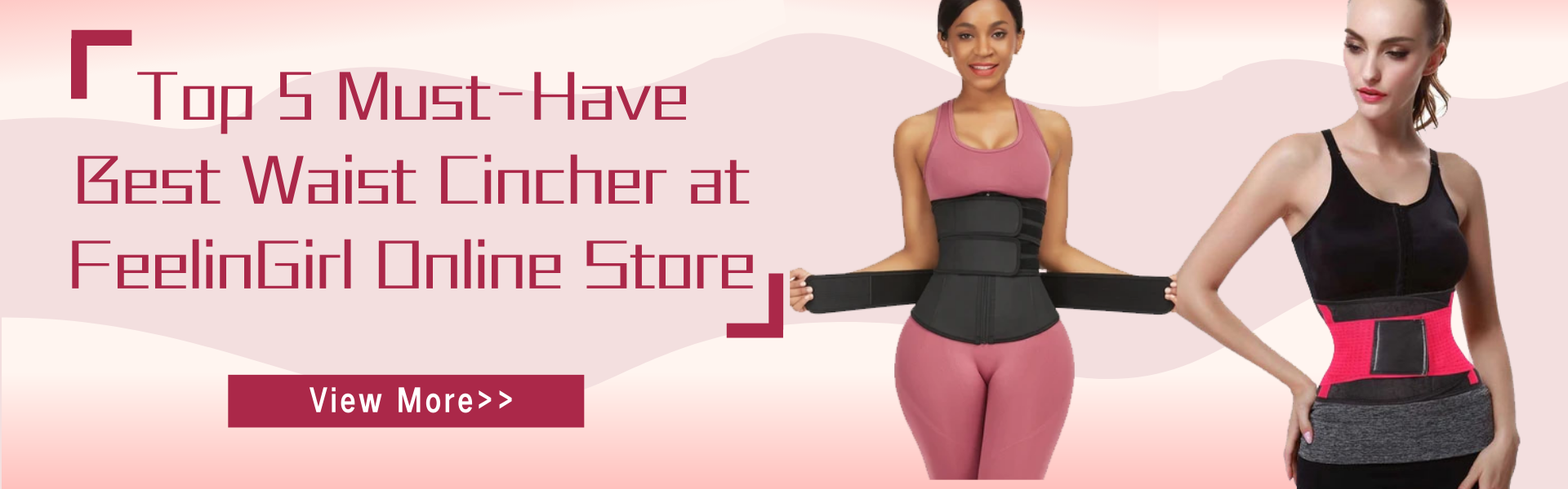 Top 5 Must-Have Best Waist Cincher at FeelinGirl Online Store