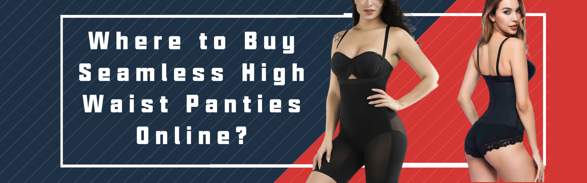 Where to Buy Seamless High Waist Panties Online?