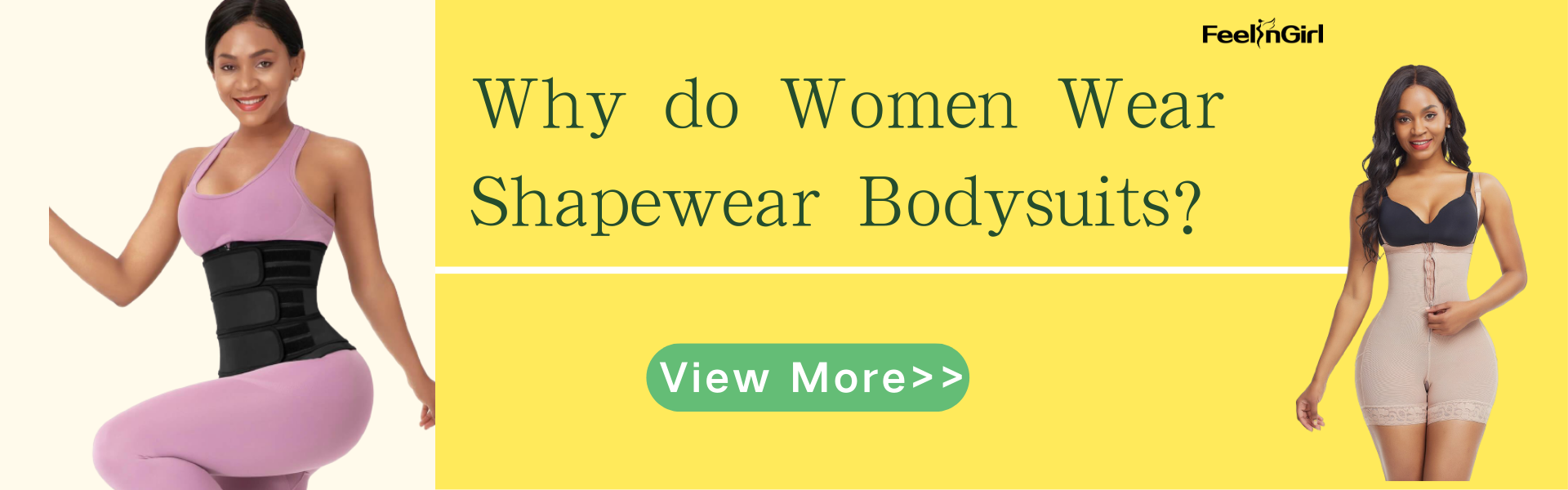 Why do Women Wear Shapewear Bodysuits?