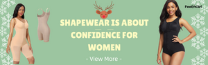Shapewear is About Confidence for Women