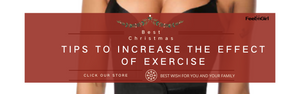 Tips to Increase the Effect of Exercise