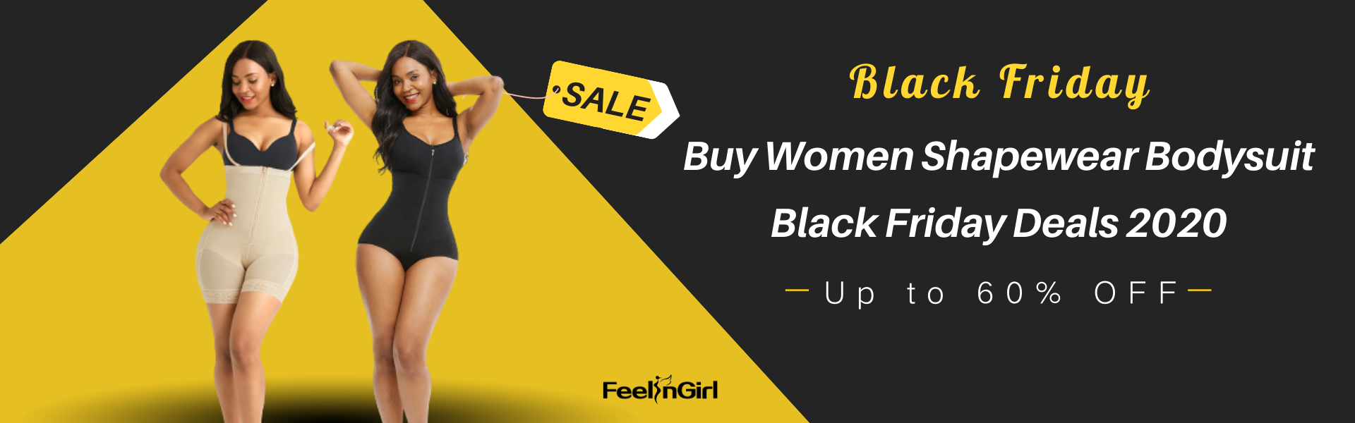 Buy Women Shapewear Bodysuit Black Friday Deals 2020