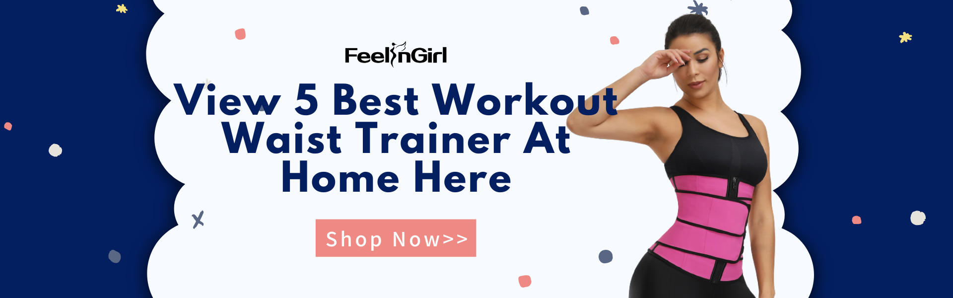 View 5 Best Workout Waist Trainer At Home Here