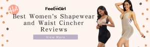 Best Women's Shapewear and Waist Cincher Reviews