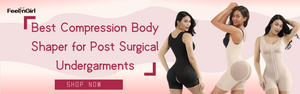 Best Compression Body Shaper for Post Surgical Undergarments