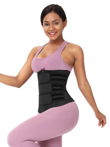 PLUS SIZE WAIST TRAINER CORSET FOR WEIGHT LOSS