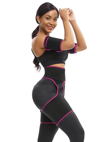 waist trainer and thigh trimmer