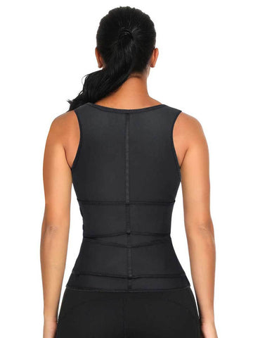 double belt waist trainer