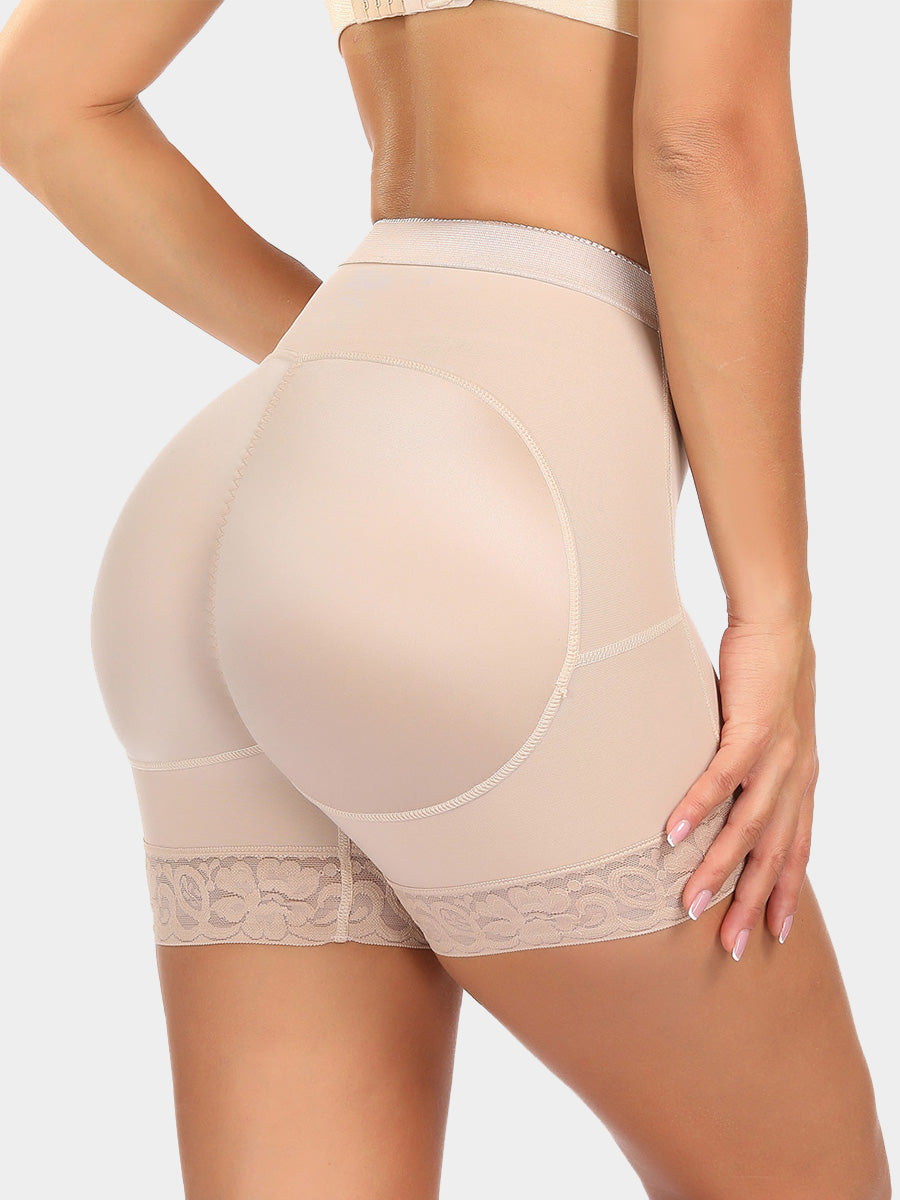FEELINGIRL EXQUISITE PLUS SIZE BOOTY ENHANCER NO CURLING COMFORT REVOLUTION