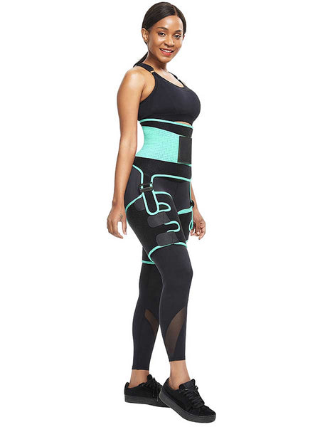 neoprene waist trimmer with high waist for tummy