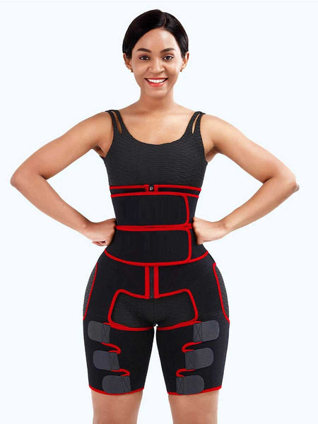 plus size waist and thigh trainer for women