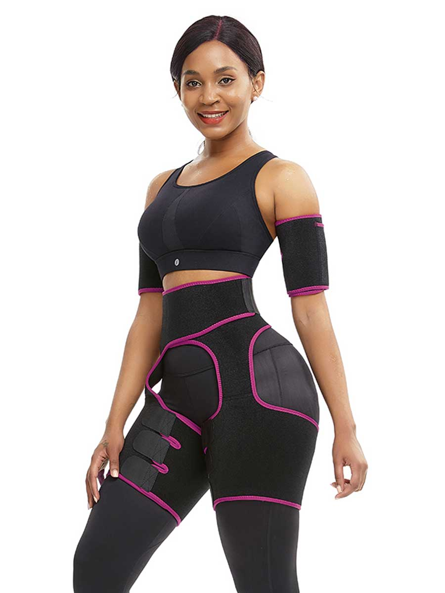 FeelinGirl Best Shapewear For Women Arm Trimmers And Thigh Shaper Work