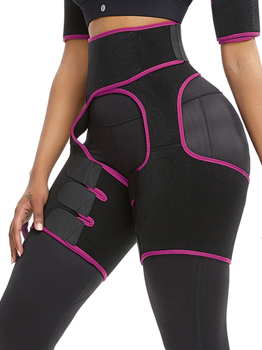 FEELINGIRL BOOTY SCULPTOR DAILY WORKOUT COMPRESSION NEOPRENE FITNESS BELT