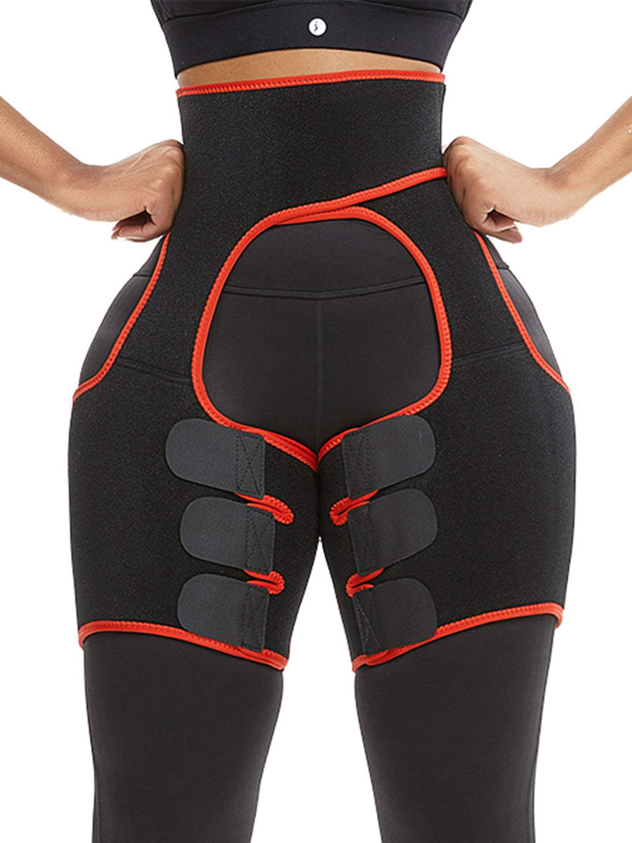 FeelinGirl Booty Sculptor Daily Workout Compression Neoprene Fitness Belt - FeelinGirl