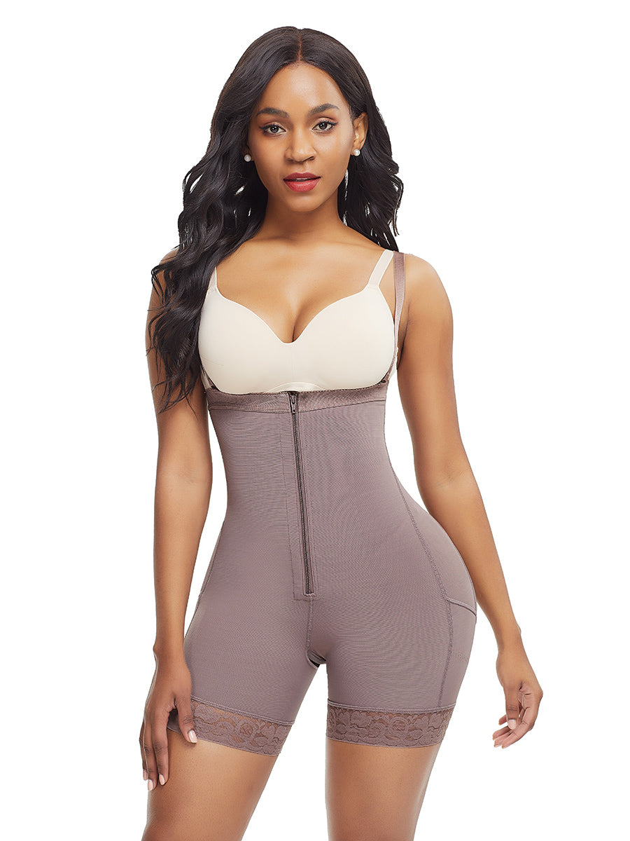 FEELINGIRL PLUS SIZE SHAPEWEAR BODYSUITS FOR WOMEN UNDERWEAR