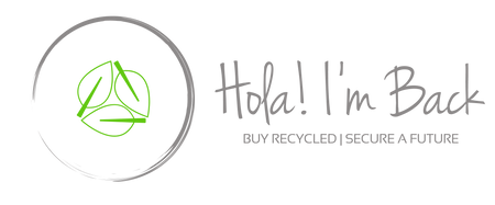 Recycled Products | Hola! I´m Back