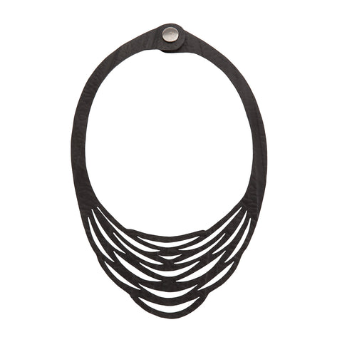 Autumn Inner Tube Necklace