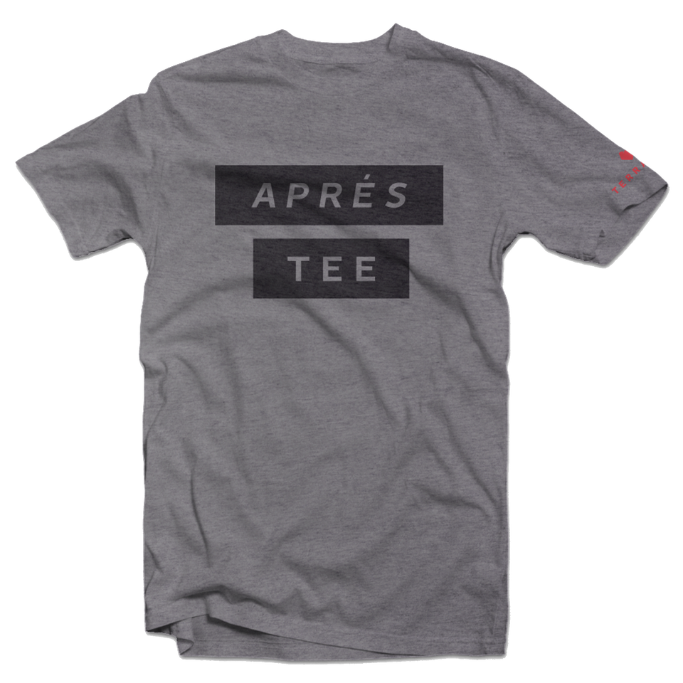 APRES (WOMEN'S) T-SHIRT by Terracea - Waterproof, Windproof, Weatherproof Technical Outerwear