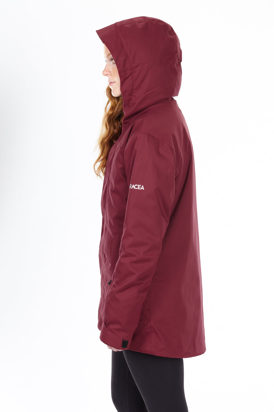 HUNTINGTON (WOMEN'S) INSULATED JACKET by Terracea - Waterproof, Windproof, Weatherproof Technical Outerwear