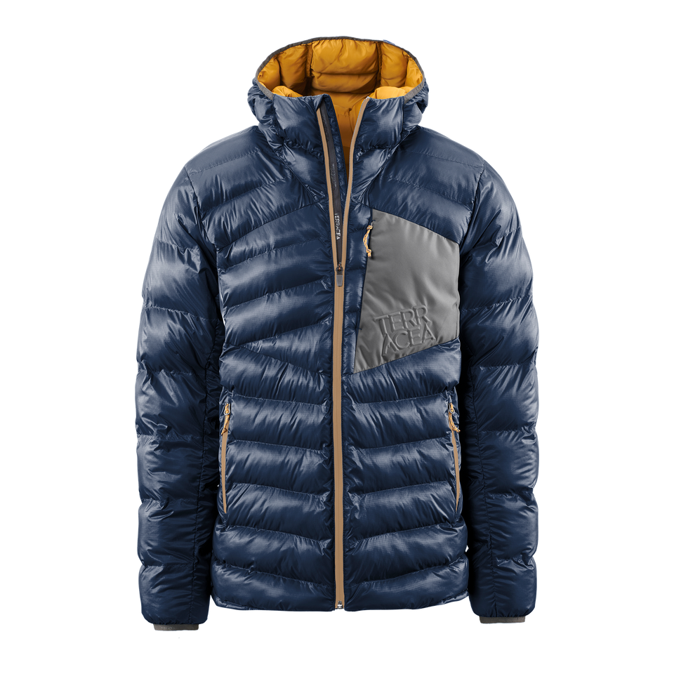 JUNIPER (MEN'S) HEAVY QUILTED PUFFER by Terracea - Waterproof, Windproof, Weatherproof Technical Outerwear