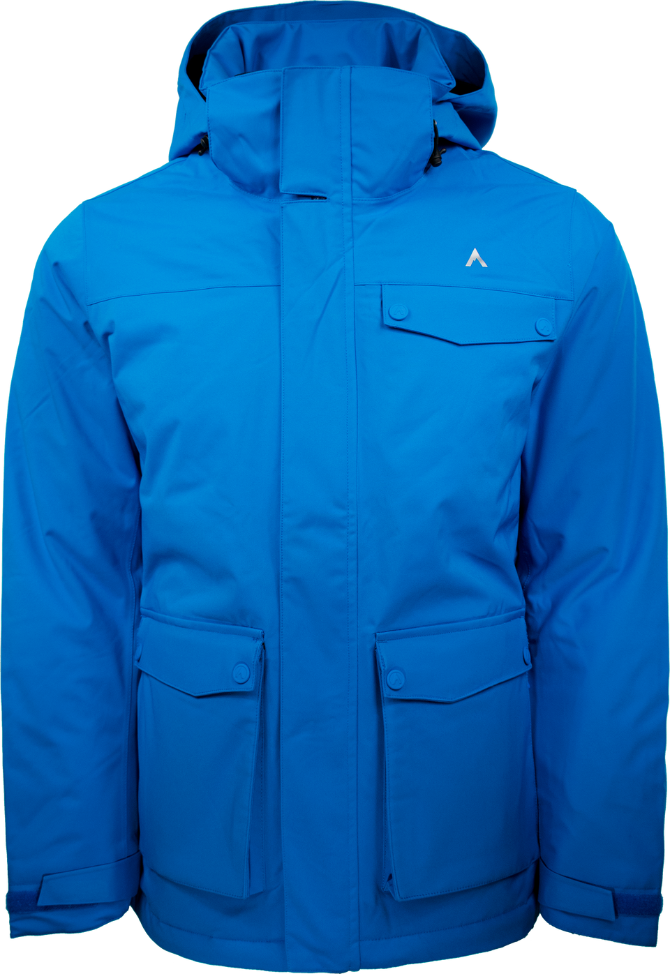 PEAK CW (MEN'S) INSULATED JACKET by Terracea - Waterproof, Windproof, Weatherproof Technical Outerwear