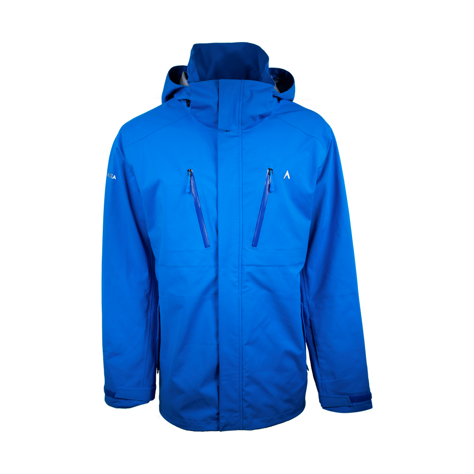 STATION LT (MEN'S) SKI SHELL by Terracea - Waterproof, Windproof, Weatherproof Technical Outerwear