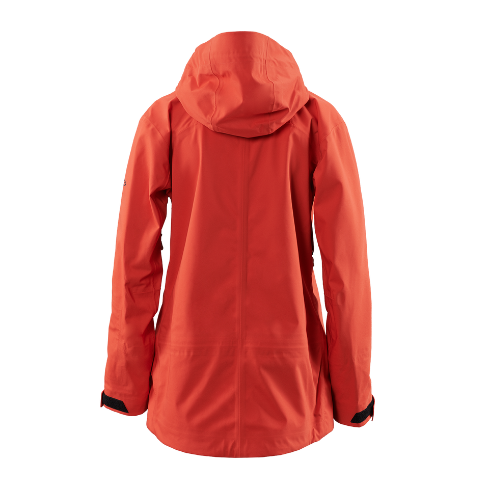 TRILLIUM (WOMEN'S) 3L SHELL JACKET by Terracea - Waterproof, Windproof, Weatherproof Technical Outerwear