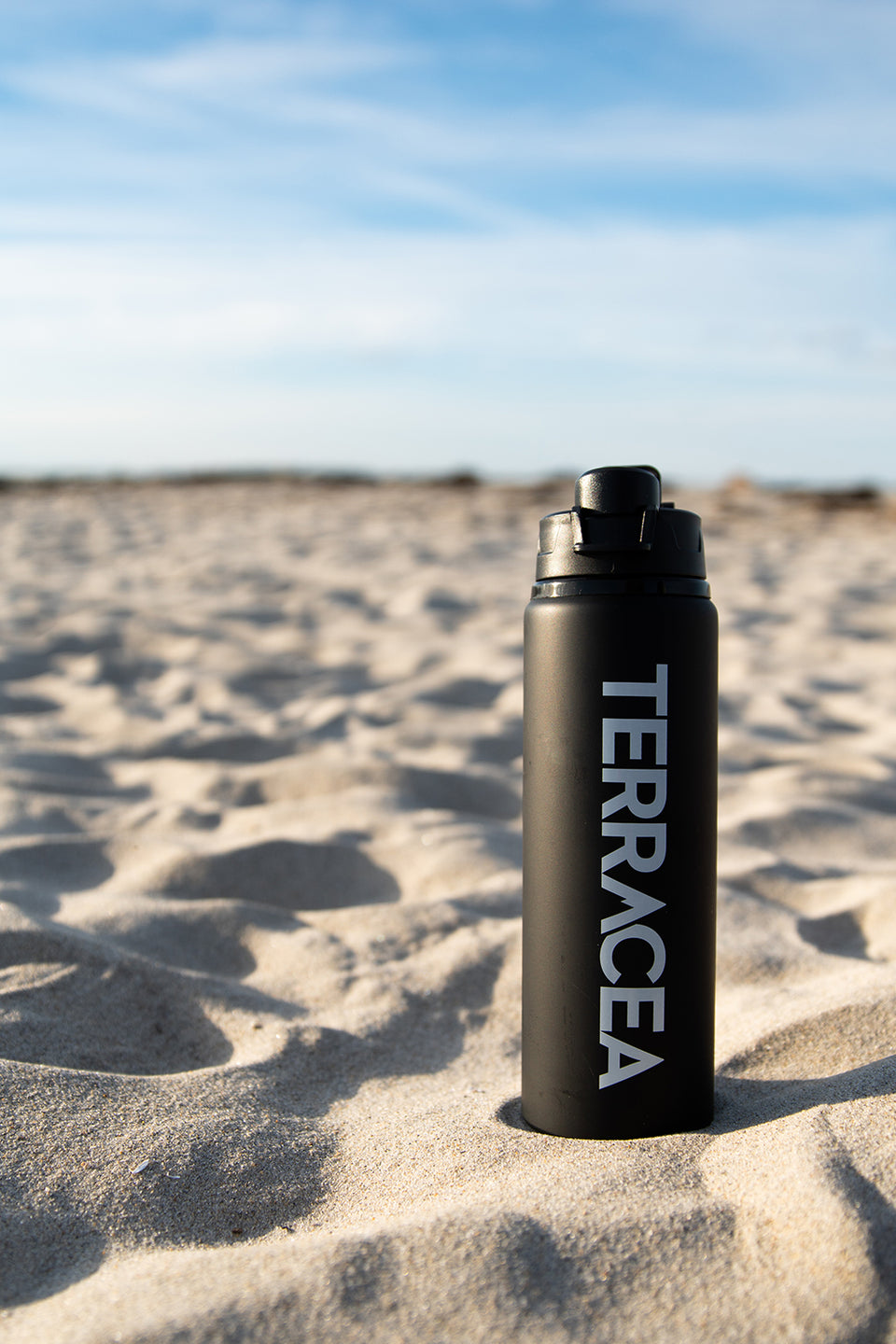 CLASSIC TERRACEA WATER BOTTLE by Terracea - Waterproof, Windproof, Weatherproof Technical Outerwear