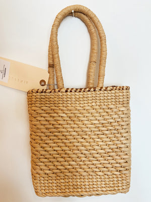 Wicker Floral Bag