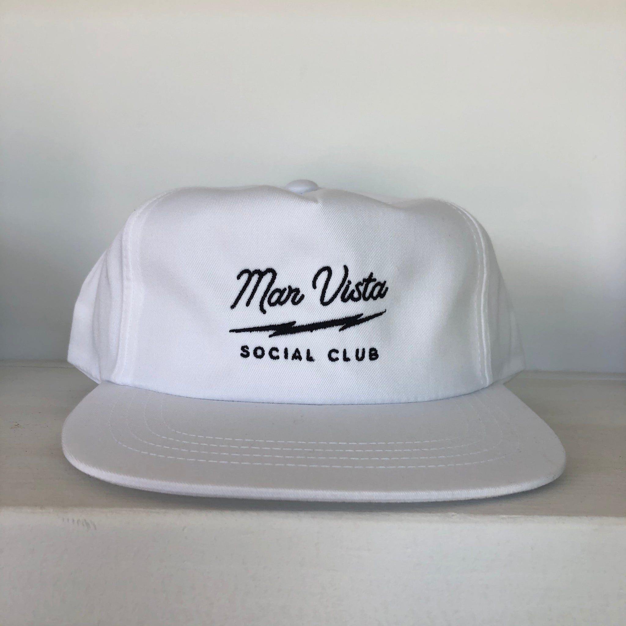 Mar Vista Social Club Hat